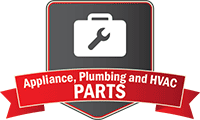 appliance plumbing and hvac parts