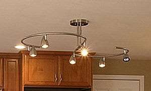 Indoor track lighting aaa home services heating cooling indoor track lighting aloadofball Choice Image