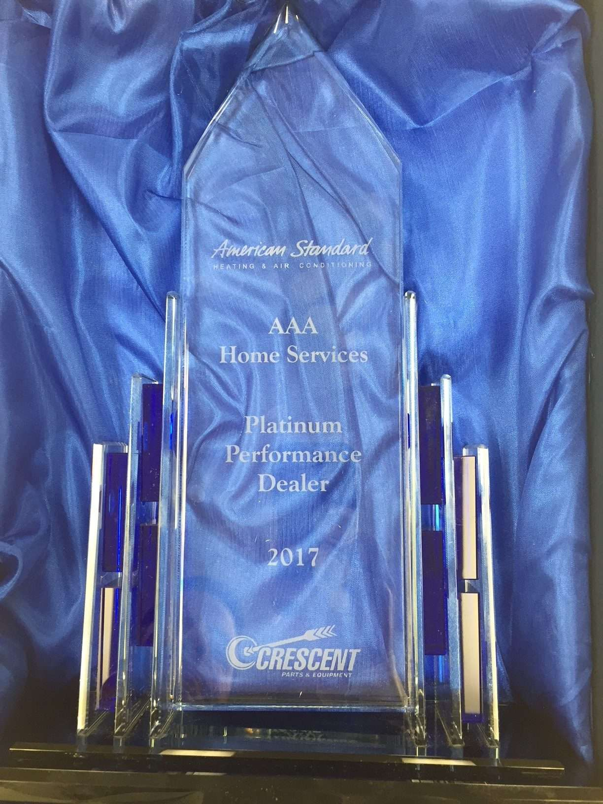 american-standard-2018-award - AAA Home Services Heating & Cooling ...