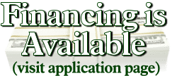 Financing for HVAC heating and cooling