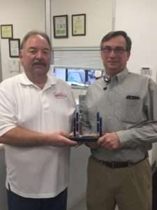 American Standard Platinum Dealer Award
