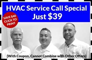 39 special on hvac